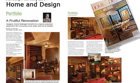 Home and Design 2007